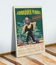Canvas Vintage Movies Art Prints