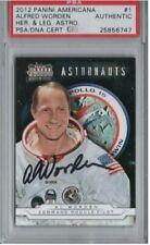 Panini American Heroes & Legions Al Worden Autograph Signed NASA Apollo PSA