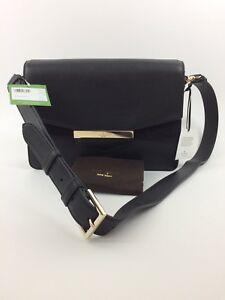 Kate Spade New York   Carmel Court Kaela Shoulder Bag   Black   NWT $378