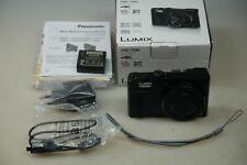 Lumix DMC- TZ 81 18.1 MP Kompaktkamera schwarz neuwertig ( inkl MWSt)