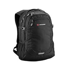 Caribee College 30LT School Bag Daypack Backpack BLACK