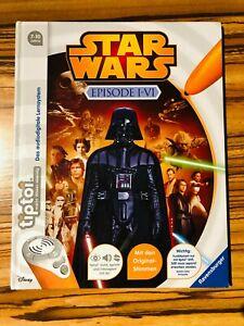 Ravensburger Tiptoi Buch: Star Wars Episode I-VI
