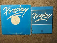 """V/A """"FOREPLAY #24"""" 1979 A&M PROMO SAMPLER HOSTED BY LES McCANN W/BOOKLET GOOD+"""