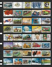 AUSTRALIA stamp selection (REF.599)