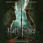 HARRY POTTER AND THE DEATHLY HALLOWS PART 2 Original Soundtrack CD BRAND NEW