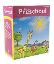 Alpha Omega Publications Horizons Preschool Complete Curriculum Boxed Set NEW!