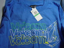 NWT volcom 3 COM S/S RARE SKATE SURF  T-SHIRT SZ L