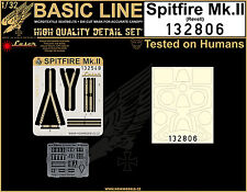 132806 HGW Basic Line - Spitfire Mk.II 1:32