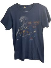 The Who American Tour 82 Tee; Vintage Used; Large; NICE!