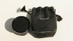 RMC Tokina Super-Wide 17mm f/3.5 Wide Angle Lens NIKON Mount Film SLRs Japan