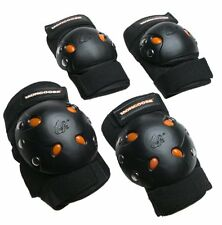 Knee and Elbow Pads Protection With Gel Mongoose BMX Bike Long Board Gel
