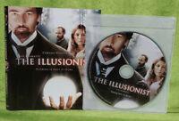 The Illusionist (Blu-ray Disc, 2009) Edward Norton, Jessica Biel, Paul Giamatti