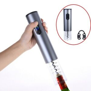 Automatique ouvre-bouteille électrique avec coupe-capsule pour Amateurs de vins