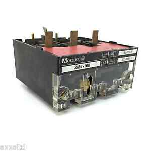 Overload Relay ZM6100 Moeller 63-100A ZM6-100