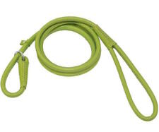 Dogline Round Leather Slip Leash *NEW WITH TAGS*