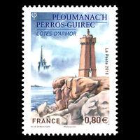 "France 2018 - Tourism ""Ploumanac'h Lighthouse"" Architecture - MNH"