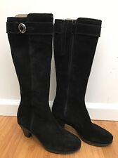 La Canadienne Women's Domenic Boot Black 6M US New W Box