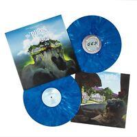 The Burbs Soundtrack Vinyl Record LP Suburban Sky Blue Variant Horror OST