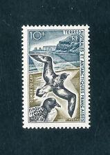 T.A.A.F. - FAUNE Oiseaux Damier du Cap / Pétrel - 1969/70