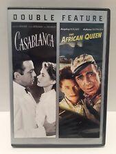Casablanca/The African Queen (Dvd, 2013, 2-Disc Set)