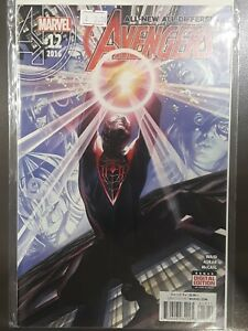 All New All Different Avengers #12 comic VF- 7.5