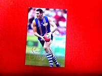 SIMON TAYLOR HAWTHORN AFL HERITAGE JERSEY HAND SIGNED 4X6 PHOTO