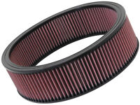 """E-3730 K&N Custom Air Filter 14""""OD,12""""ID,4""""H (KN Round Replacement Filters)"""