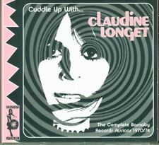 Claudine Longet - Cuddle Up With Complete Barnaby Records Sessions Cd Perfetto