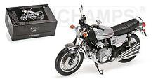 MINICHAMPS 122 123001 BENELLI 750 SEI diecast model road bike silver 1975 1:12th