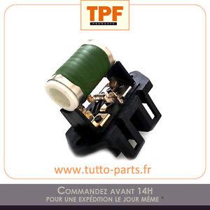 RESISTANCE PULSEUR D'AIR HABITACLE ALFA ROMEO 145 146 147 155 156 164 166 GT