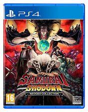 Samurai Shodown NeoGeo - Classic Collection (Ps4 PlayStation)
