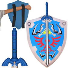 Combo Deal Zelda Larp Foam Shield &am