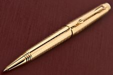 New, Parker Sonnet-Special Edition - Gold Plated Ballpoint Pen