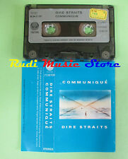 MC DIRE STRAITS Communique turkish VERTIGO 7138109 no cd lp dvd vhs