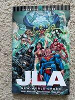 JLA New World Order TPB (DC Essential Edition) Grant Morrison, Howard Porter