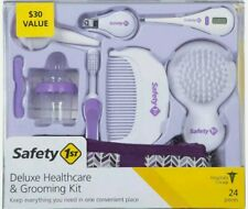 Safety 1st Deluxe Healthcare & Grooming Kit 24 Pieces