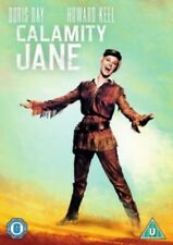 Calamity Jane 2003 Chubby Johnson, Dick Wesson, Gale Robbins NEW UK R2 DVD