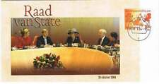Envelop Royalty 2004 - Nederland - Installatie Maxima Raad van State (roye046)