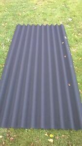onduline roofing sheets ( new ) £13.00 per sheet