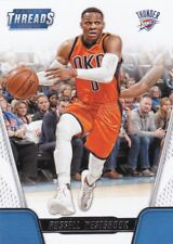Russell Westbrook 2016-17 PANINI Threads BALONCESTO cartas coleccionables, #128