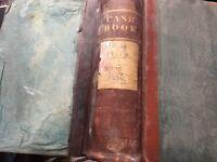 Antique Ledger 1930s York Accounts Cash Book Hand Written Corn Merchants Bank