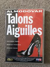 DVD Talons Aiguilles Almodovar French Subtitles