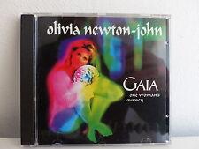 CD Album OLIVIA NEWTON JOHN Gaia CA851 50556
