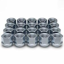 "20 LUG NUTS CHROME OPEN END 9/16"" 9/16 9 / 16 DODGE RAM DURANGO 1500 2500 DAKOTA"