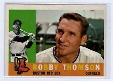 1960 Topps #153 Bobby Thomson - EXMT/NM (OC)