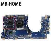 for ASUS N501JW UX501JW N501J G501J N501JW motherboard 4GB I7-4750HQ GTX960M