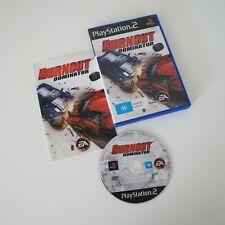 Burnout Dominator PS2 PlayStation 2 PAL CIB VGC Aus + FREE POST