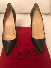Louboutins pigalle patent calf schwarz