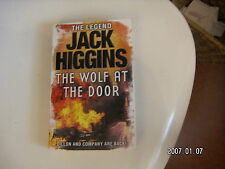 THE WOLF AT THE DOOR A JACK HIGGINS NOVEL