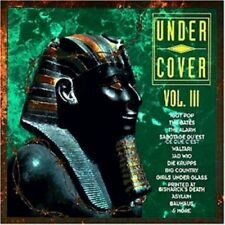 Under Cover 3 Iggy Pop, The Bates, The Alarm, Sabotage Qu´est,Waltari,..  [CD]